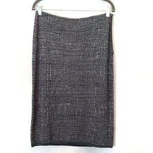 St. John | SoCa Stretchy Tweed Pencil Skirt